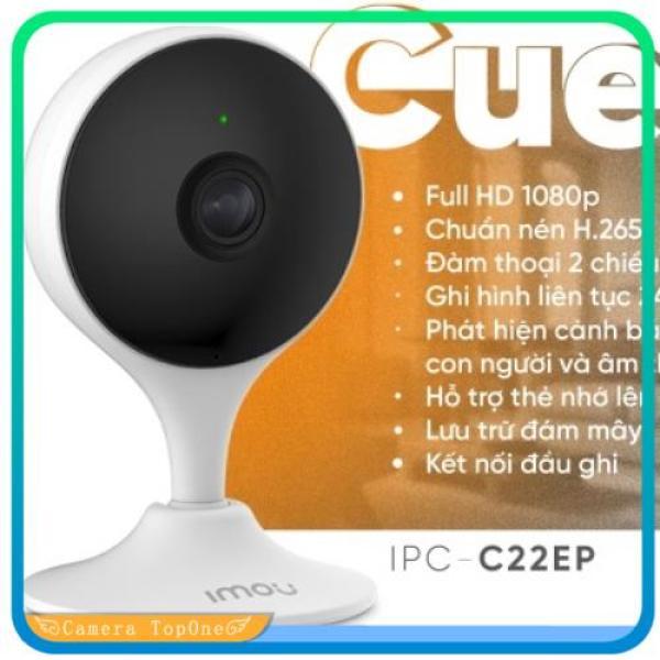 [NHÀ PHÂN PHỐI, BH 2 NĂM, FREESHIP 20K]Camera wifi Imou C22EP CUE 2 - Bảo hành 2 năm