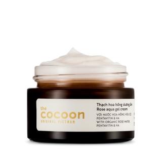 [Lấy mã giảm thêm 30%]Thạch Hoa Hồng Dưỡng Ẩm Cocoon 30Ml thumbnail