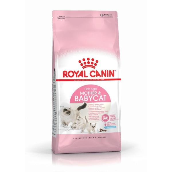 Thức ăn hạt cho mèo bầu và mèo sơ sinh Royal Canin Mother & Baby Starter