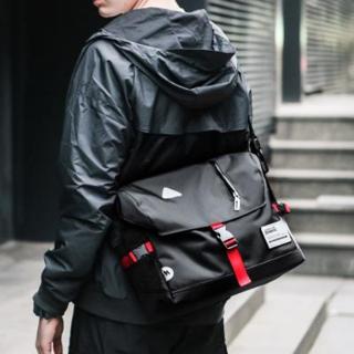 Túi đeo chéo chống thấm nước thời trang nam đi chơi đi học Hàn Quốc thumbnail