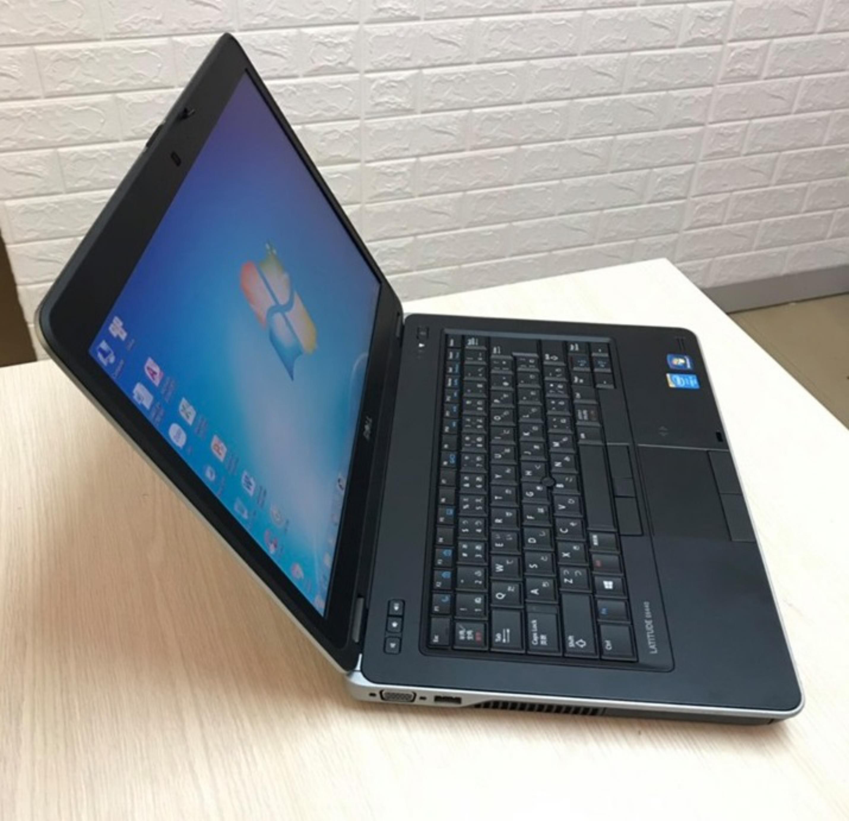Laptop đồ Họa+game -Dell Latitude E6440 Core I7-4600M/ Ram 4G/ 500G/ Màn 14 Inch Vỏ Nhôm Siêu BỀN BỈ CHẠY 24/24 Giá Rất Tiết Kiệm