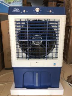 Quạt điều hòa AQUA 65L nước 150W 8000m3 gió model AQ-8000- Bơm tự ngắt động cơ đồng- Quạt điều hòa hơi nước- Bảo hành 1 năm thumbnail