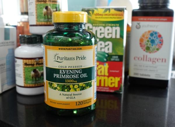 TPCN tinh dầu hoa anh thảo giúp điều hòa chức năng sinh lý nữ ,cải thiện làn da ... cao cấp