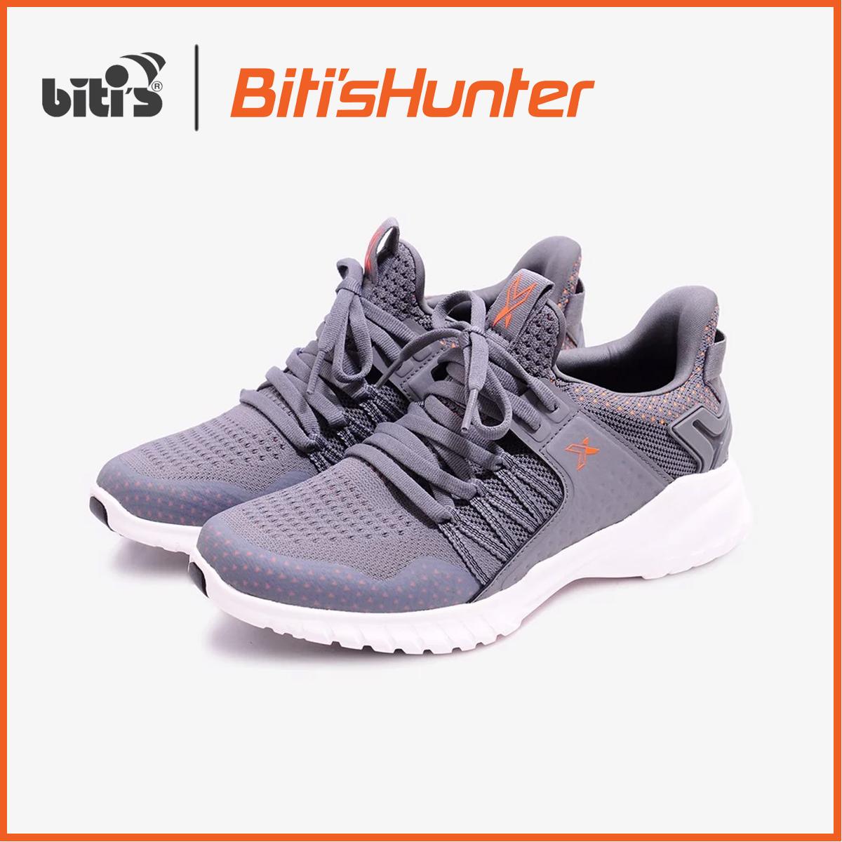 Giày Thể Thao Cao Cấp Nam Biti's Hunter X - Summer 2K19 ADVENTURE COLLECTION - Dusk Grey DSMH01100XAM