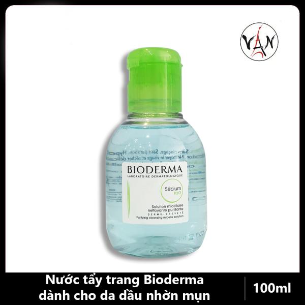 Nước tẩy trang Bioderma Dành Cho Da Hỗn Hợp, Da Nhờn hoặc Mụn giá rẻ