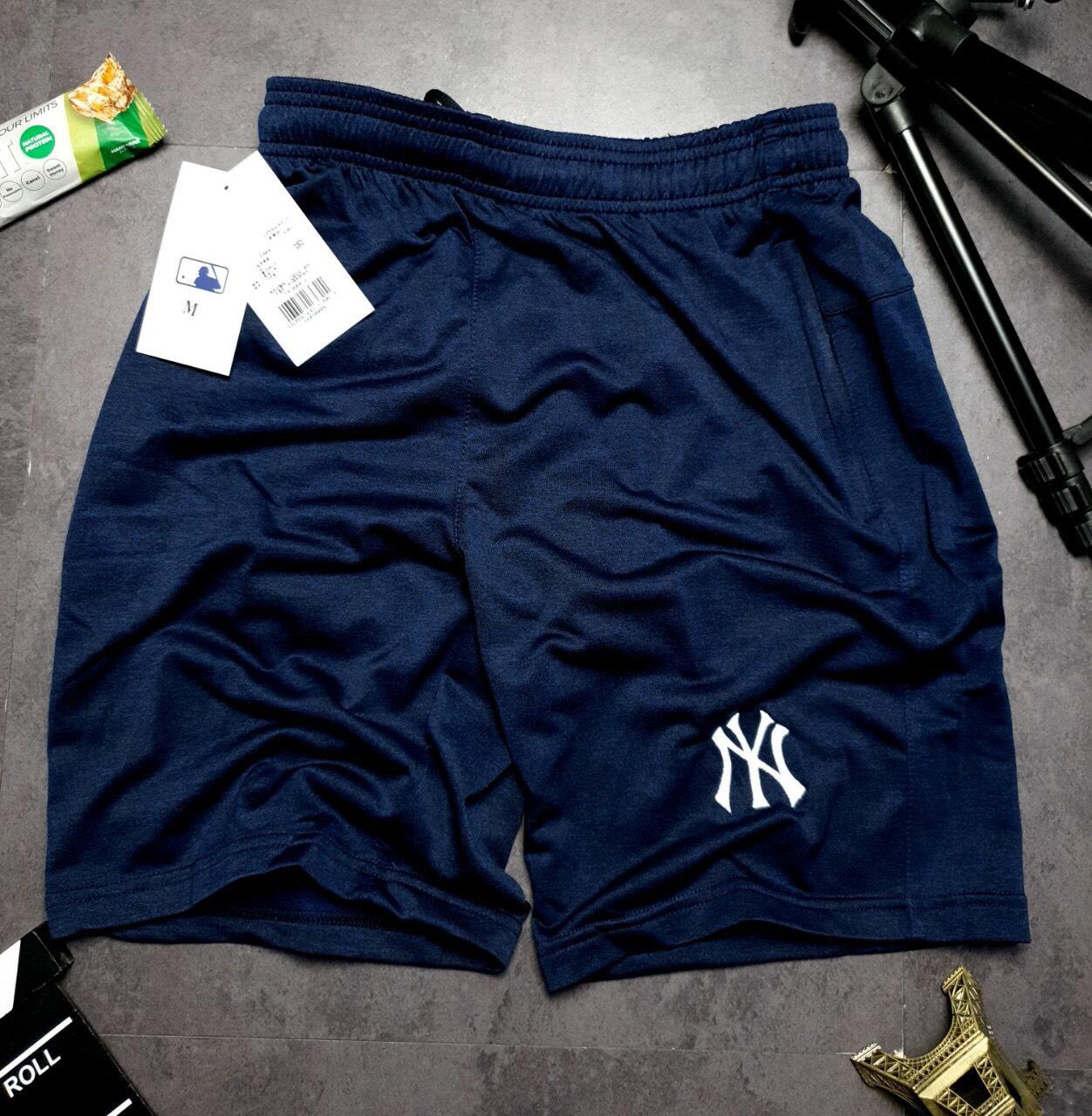 Quần Short thể thao nam NY300 New mạnh mẽ - Chất thun lạnh cao cấp-  Cường Thanos Sport thế giới đồ tập, quần áo tập gym VNXK