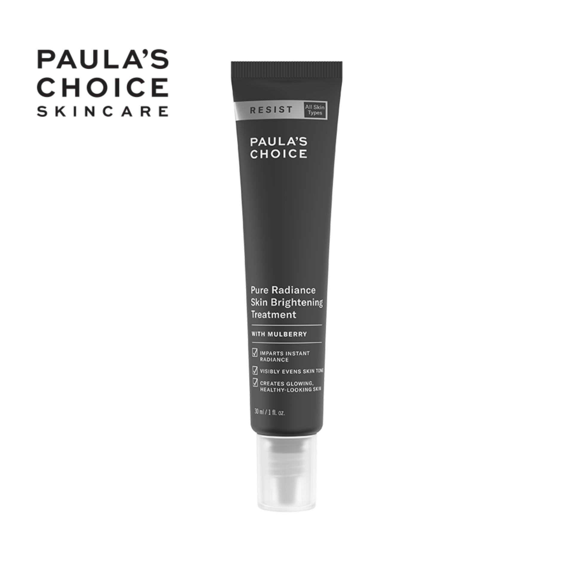 Dung dịch làm sáng da Paula's Choice Resist Pure Radiance Skin Brightening Treatment nhập khẩu