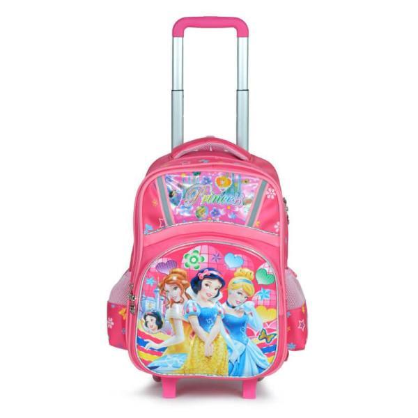 Giá bán Mr Vui BLK685-SG ba lô kéo học sinh siêu nhẹ dành cho bé gái (balo hoc sinh di hoc cap 1) BH 10 năm
