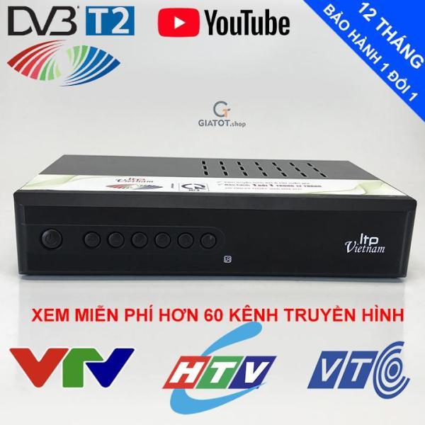 [Trợ giá] Đầu thu kỹ thuật số DVB T2 LTP STB-1406