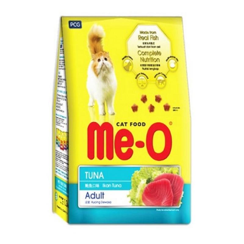 Thức ăn mèo MEO vị cá ngừ 350g