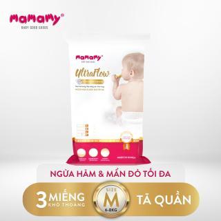 Combo 3 miếng tã quần Mamamy Ultraflow Size M thumbnail