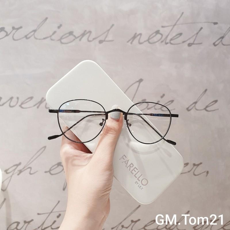 Giá bán Gọng kính cận thời trang  Gọng kính cận Tom21