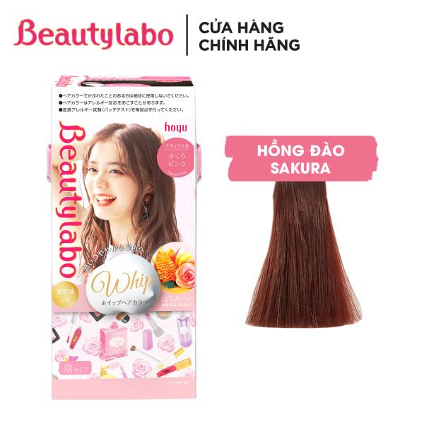 Thuốc nhuộm tóc tạo bọt Beautylabo 125ml – Whip Hair Color Nhật Bản