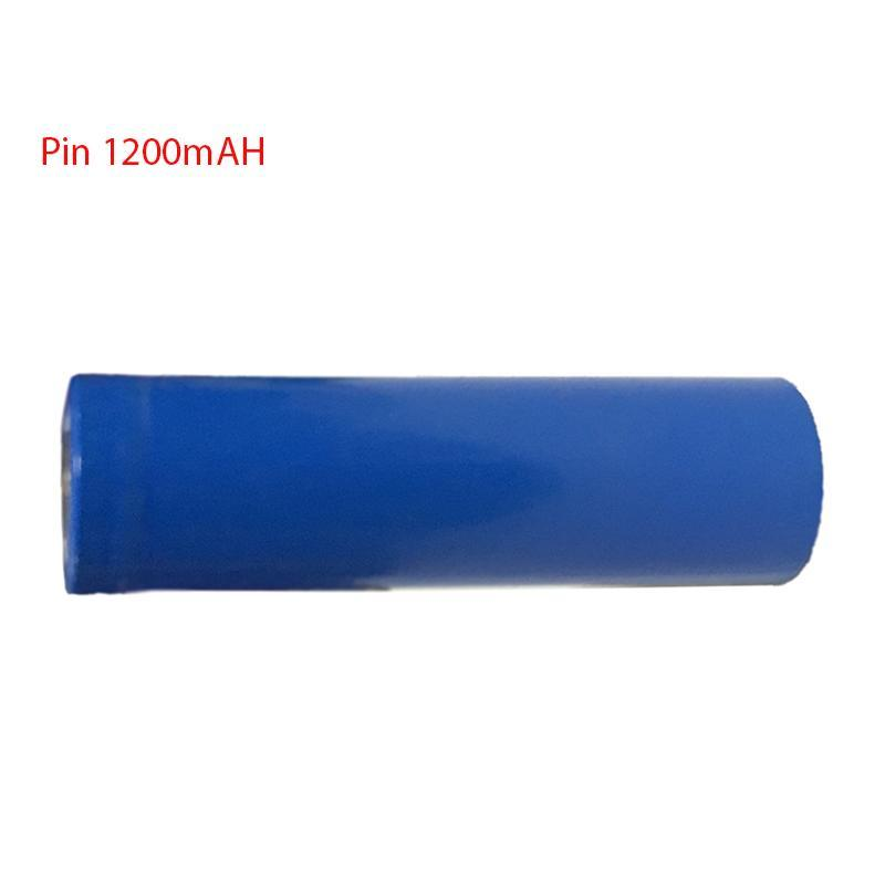 Pin Lithium-ion 18650 - Pin Lion - Pin Li-ion - Pin 3v7 - cell pin 18650 - dung lượng đủ 1200mAH 2000mAH 2600mAH 3200mAH 3400mAH