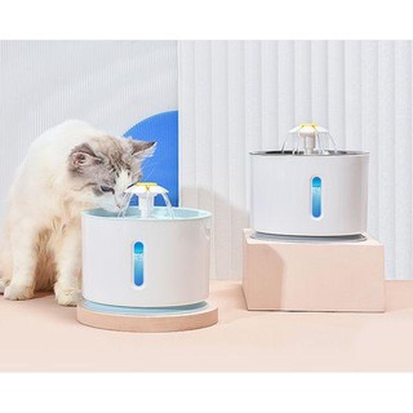 [Thu thập mã giảm thêm 30%] [FREESHIP] Máy lọc nước tự động 3 chế độ cho chó mèo