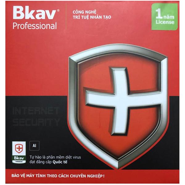 Bảng giá Phần Mềm Diệt Vius Bkav Pro 1PC Phong Vũ