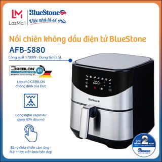 Nồi chiên không dầu Bluestone AFB-5880- Bảng điều khiển điện tử kết hợp màn hình LED sang trọng - Bảo hành 24 tháng - Hàng chính hãng thumbnail