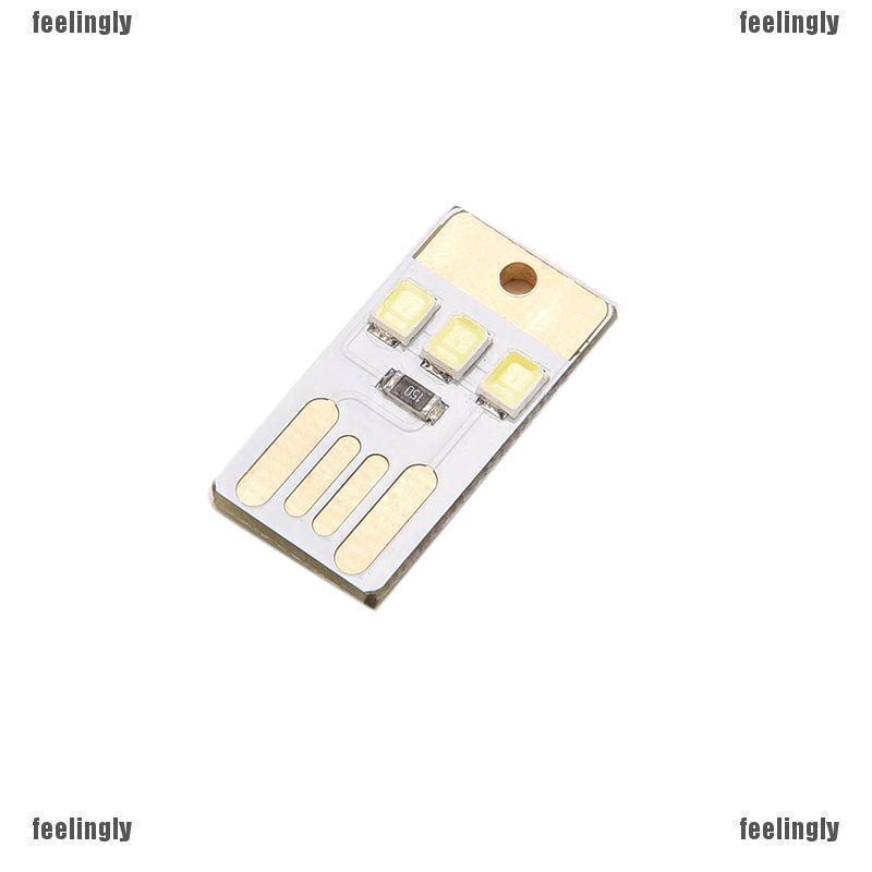 Bảng giá ❤TOP❤ Đèn LED mini 5V cắm USB ánh sáng trắng YO Phong Vũ