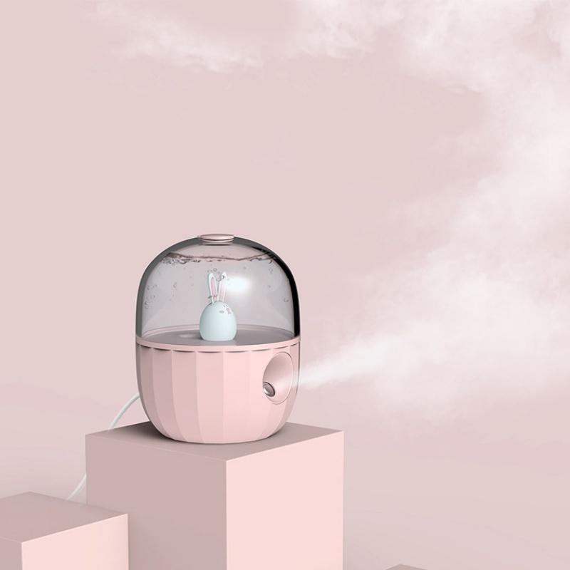 Máy phun sương tạo ẩm mini để bàn Model A03 di động