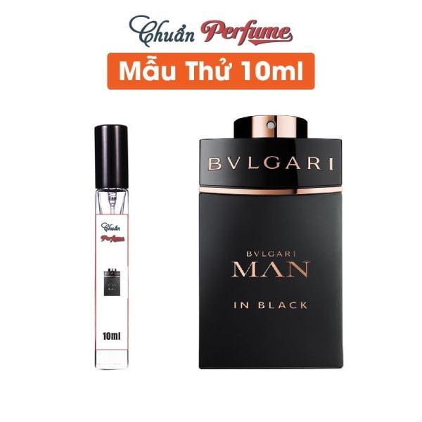 [Mẫu Thử 10ml] Nước Hoa Nam Bvlgari Man In Black EDP Chiết 10ml » Authentic Perfume