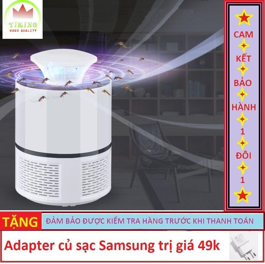 [Tặng củ sạc Samsung trị giá 49k] Đèn bắt muỗi thông minh [Bảo hành 1 đổi 1 bởi tiking]