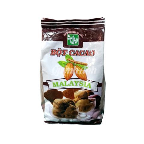 Bột Cacao đắng Malay Malaysia Gói 500g pha chế, pha sữa, trà sữa, làm bánh