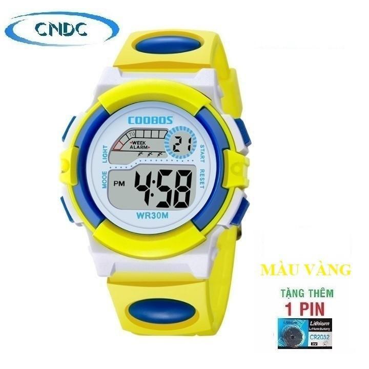 Giá bán Đồng hồ bé gái - Tặng pin - Hình Thật