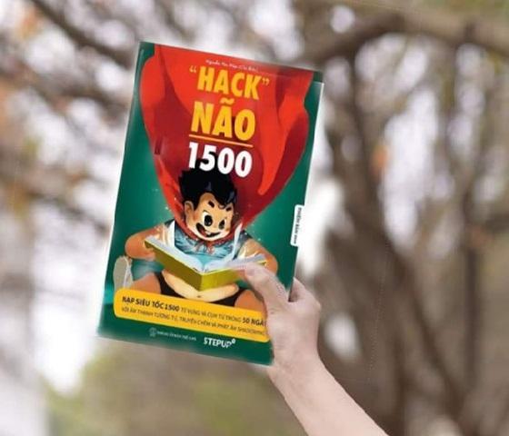 Voucher Khuyến Mãi [RẺ VÔ ĐỊCH_BẢN MỚI 2020] Hack Não 1500 (Tặng Kèm AUDIO Và VIDEO Dậy Cách Phát Âm  BÌA MÀU ]