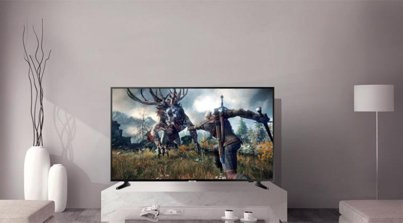 Smart Tivi Samsung 4K 50 inch UA50NU7090 chính hãng