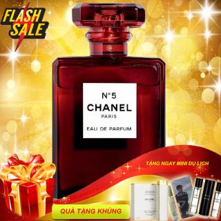 Nước hoa Chanel Số 5 Đỏ EDP 100ml-SIÊU GIẢM GIÁ thumbnail