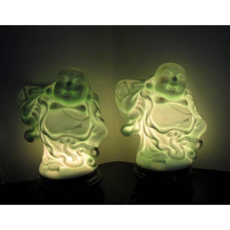 Đèn Phật Di Lạc