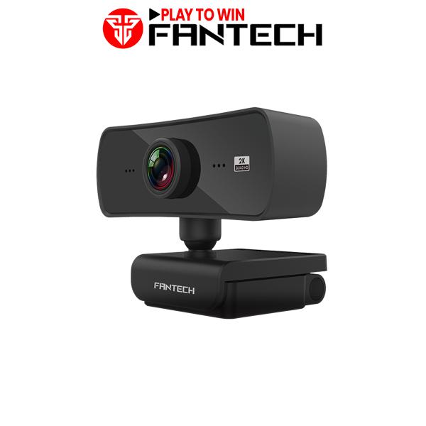 Bảng giá Webcam Livestream Chuyên Nghiệp FANTECH C30 LUMINOUS 4MP Hỗ Trợ Quay Chất Lượng 2K - Hãng Phân Phối Chính Thức Phong Vũ