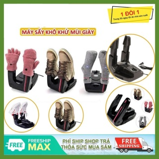 (hàng cao cấp) Máy sấy giày khô thông minh và khử mùi hôi,Tiết kiệm điện-Sấy Siêu Nhanh, Dáng Nhỏ Gọn,Dễ Sử Dụng Cho Mọi Loại Giày Của Bạn(bh 12 tháng) thumbnail