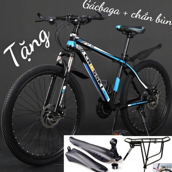 Mua XE ĐẠP THỂ THAO SIZE TO 26- CÓ VIDEO - KHUNG NHÔM CROSSIKI-xe đạp leo núi địa hình - xe đạp người lớn -xe đạp thể thao người lớn- xe đạp địa hình 26 inch - xe đạp người lớn -xe đạp thể thao người lớn- xe đạp thể thao na