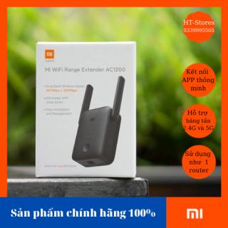 Kích sóng wifi Xiaomi AC1200 kích và bắt được sóng 5G cắm dây LAN có thể thành router nối ra các thiết bị khác thumbnail
