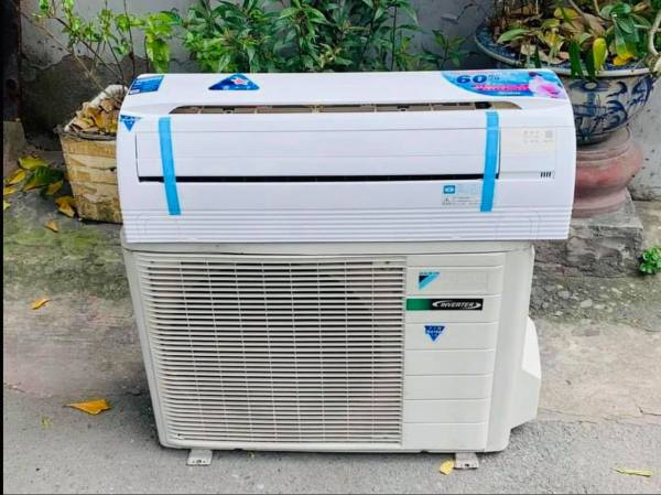Máy lạnh daikin 2.5HP Nội Địa NHật Tiết kiệm điện