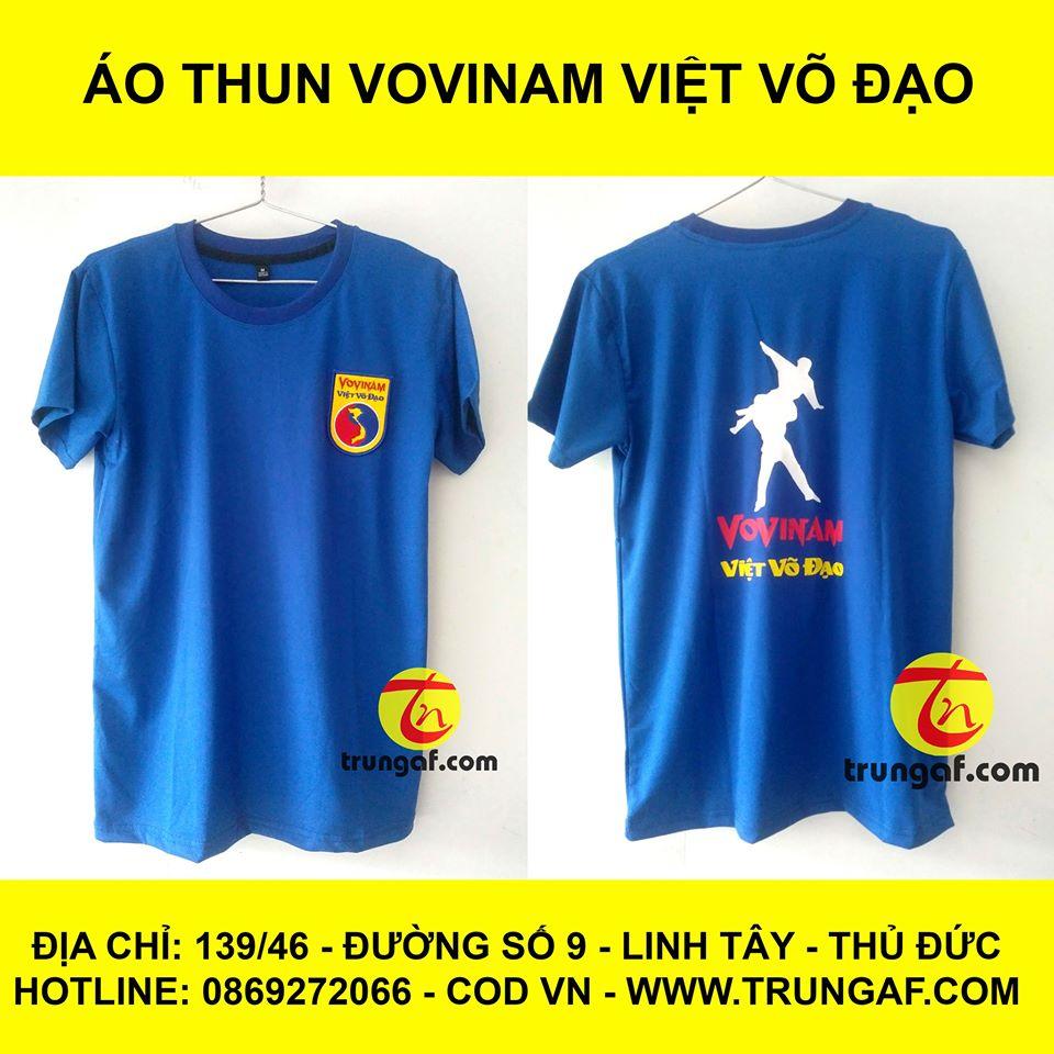 Deal Ưu Đãi áo Thun Vovinam
