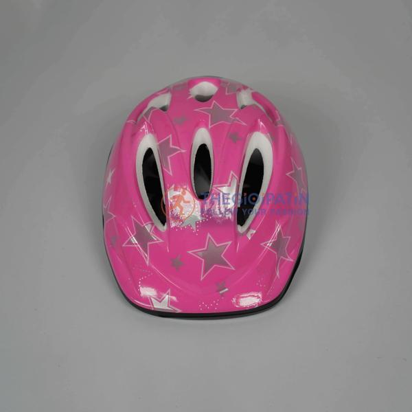 Mua Mũ Bảo Hiểm Trượt Patin và Xe Đạp BoBokids chất liệu nhựa cao cấp chịu sự va đập cao thiết kế nhiều lỗ thoáng khí