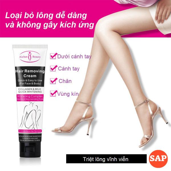Kem Tẩy Lông Hair Removing Cream nhập khẩu