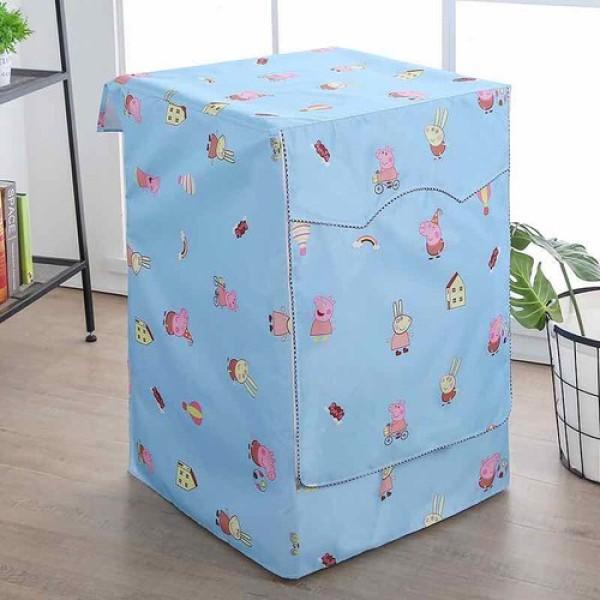 Áo Trùm Máy Giặt Cửa Ngang 7 - 9.5kg Vải Dù Chống Thấm Chống Nắng Tốt