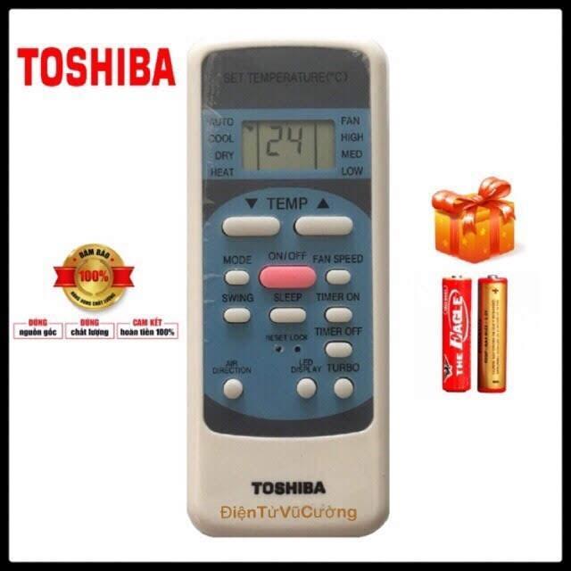 Điều khiển máy lạnh TOSHIBA ( M6 )