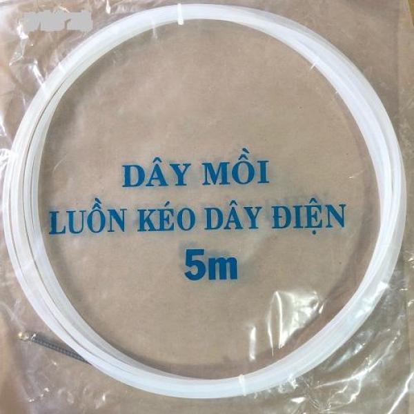 Bộ dây mồi luồn dây điện xây dụng cao cấp ( 30m - 25m - 20m - 15m - 10m - 5m ) - Huy Tưởng