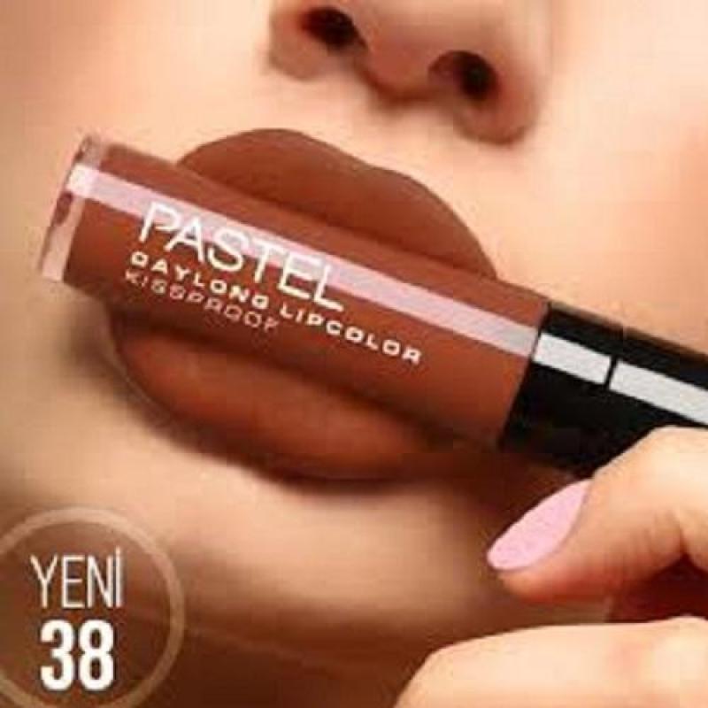Son nước Pastel Day Long Lipcolor Kissproof - 38 cao cấp