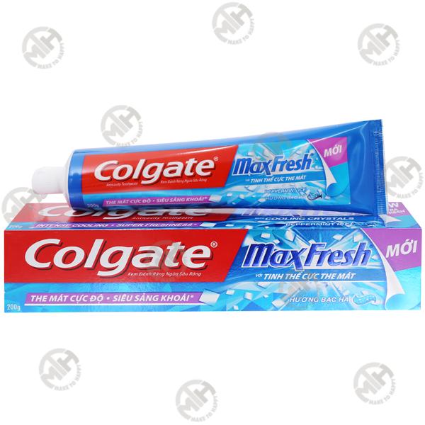 Kem đánh răng Colgate 200gr - Kèm bàn chải giá rẻ