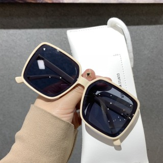 Mắt Kính Thời Trang Kính Mát VUÔNG VIỀN 5238 nội địa sỉ rẻ chống nắng chống tia uv tia cực tím sun glasses thumbnail