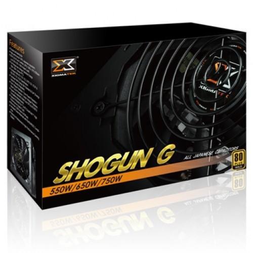 Giá Nguồn Máy Tính CST XIGMATEK SHOGUN G 750W - 100% TỤ ĐIỆN NHẬT BẢN - Hàng Mai Hoàng BH 36 tháng