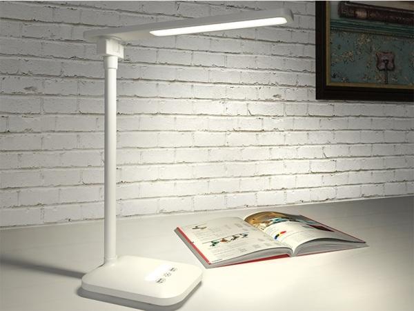 Bảng giá Đèn Bàn Học Đọc Sách LED Tích Điện Pin 3200mAh eLights-  H118