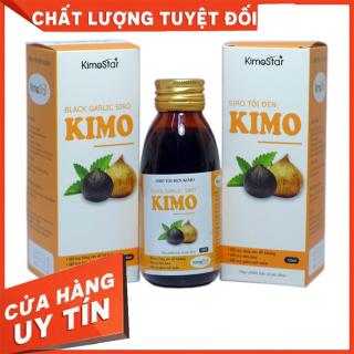 Siro Tỏi Đen KIMO Tinh Chất Tăng Sức Đề Kháng, Ngừa Cúm Hiệu Quả - Chai 125ml thumbnail