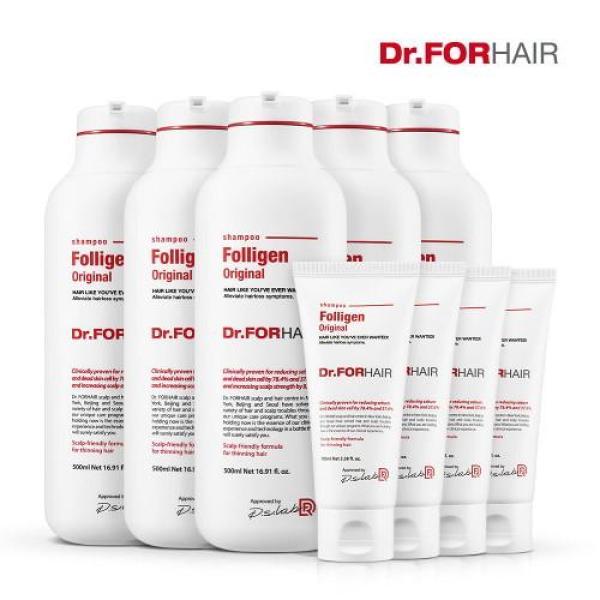 Dầu gội ngăn ngừa rụng tóc DR.FORHAIR Folligen Original Shampoo giá rẻ