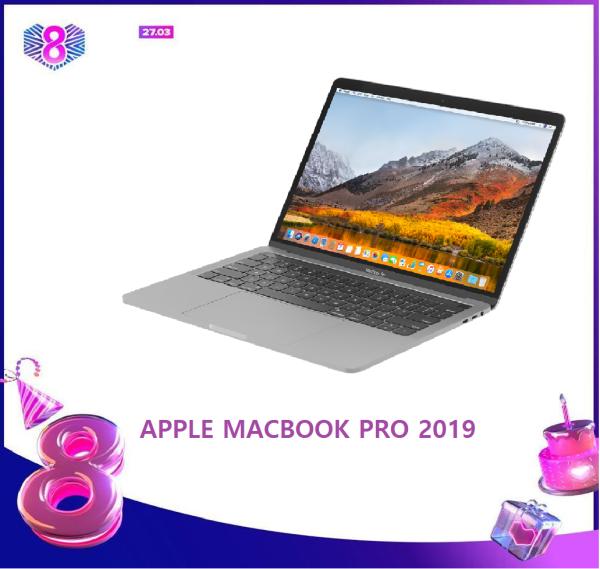 Bảng giá [Trả góp 0%]Laptop Macbook Pro 2019 13.3 inches 1.4GHQC 8GB 128GB muhq2/muhn2 Phong Vũ